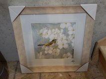 Bird and Dogwood Picture  Brand New in Joliet, Illinois