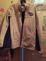 Titans Jacket Size Large in Fort Campbell, Kentucky