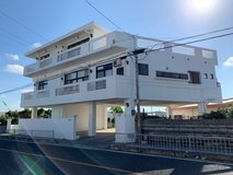 Big Yard Single Home in Yomitan in Okinawa, Japan
