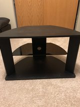 Black TV Stand in Plainfield, Illinois