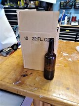BEER BOTTLES  22 ounces in Travis AFB, California
