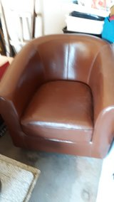 LEATHER CLUB CHAIR in 29 Palms, California
