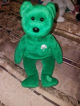"TY Beanie Baby, "" ERIN"" in Pearland, Texas"