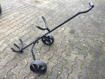 Golf Trolley in Ramstein, Germany