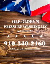 Locally Owned & Operated Pressure/Softwash Business in Camp Lejeune, North Carolina