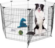 """Frisco Dog Exercise Pen with Step-Through Door 42"""" in Chicago, Illinois"""