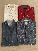 Men's Beach Shirts in Travis AFB, California