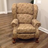 Recliner, push back style in Moody AFB, Georgia
