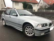 BMW 318i Wagon Sport With Child Booster Seats! in Ramstein, Germany