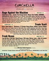 weekend one coachella ticket in Miramar, California