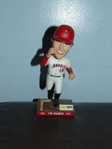 Tim Salmon Bobblehead Doll ~ California Angels ~ MLB ~ Chevy~ 2007 in Aurora, Illinois