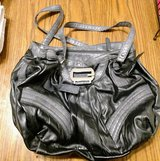 Large Black Guess Purse in Glendale Heights, Illinois