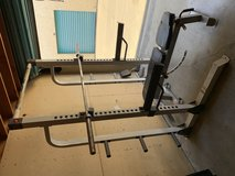 Olympic weight set, squat rack, bench in San Diego, California