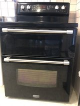 Double Oven with Glass Induction Cooktop  - Maytag in Okinawa, Japan