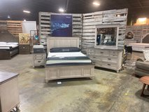 brand new designer queen bed frame special was $714 now only $352! in Nashville, Tennessee