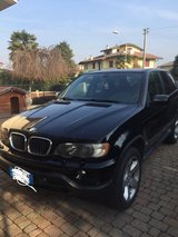 2003 BMW X5 in Vicenza, Italy