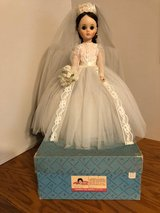 Madame Alexander Bride Original Doll in Joliet, Illinois