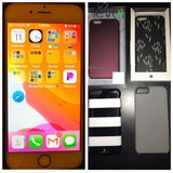 IPhone 6s unlocked and 4 cases in Joliet, Illinois