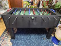 Foosball table in Pleasant View, Tennessee