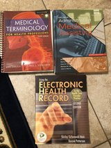 Medical school books. All for $10 in Eglin AFB, Florida