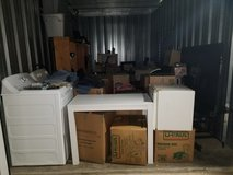 **ENTIRE STORAGE CONTENTS LOT in Fort Campbell, Kentucky
