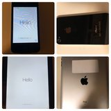 iPhone and iPad $80 for both in Eglin AFB, Florida