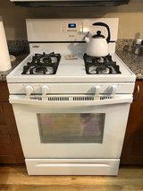 Whirlpool Gas Range, Dishwasher and FREE Microwave in Fort Lewis, Washington
