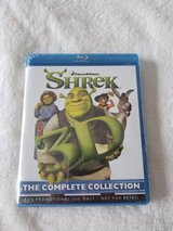 Shrek BluRay Collection - NEW in Camp Lejeune, North Carolina