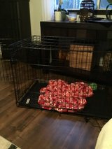 Dog kennel crate in Travis AFB, California