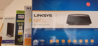 Various G- and N-Wireless Routers in Alamogordo, New Mexico