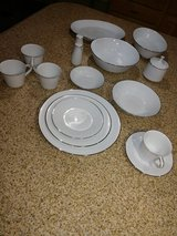 91 piece Noritake China, Reina 6450Q pattern in Alamogordo, New Mexico