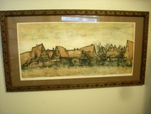 BERNARD GANTNER ORIGINAL LITHOGRAPH - CIRCA 1960 - SIGNED/NUMBERED in Sandwich, Illinois