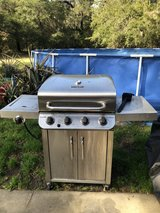 grill. less than a year old. in Beaufort, South Carolina