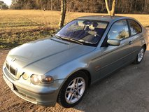 BMW 325 ti compact 6 cylinder winter tires new inspection free delivery in Grafenwoehr, GE