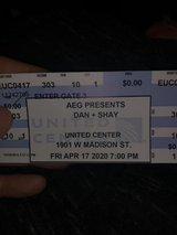 Dan+Shay in Joliet, Illinois