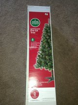 6ft Pre-lit Christmas Tree NIB in Chicago, Illinois