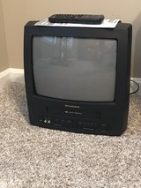 "Sylvania 13"" Color TV/VCR in Byron, Georgia"