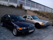 BMW 3 , 320 Diesel + BMW rims for sale in Ramstein, Germany