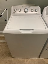 GE Top Loading Electric Washer 4.5 Cu. Ft. Capacity Pre-Owned in Kingwood, Texas