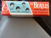 Beatles harmonica in Batavia, Illinois