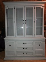 Refinished China Cabinet in Warner Robins, Georgia