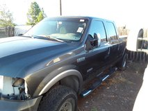 Parting out 2006 F250 4x4 in Alamogordo, New Mexico