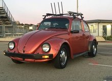 FS or Trade 1974 VW Beetle in Camp Pendleton, California