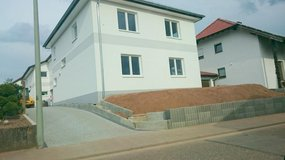 Hermersberg: spacious family home with garden available March in Ramstein, Germany