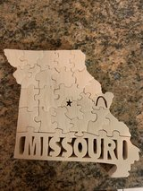 State of Misery Puzzle in Fort Leonard Wood, Missouri