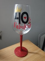 Fabulous 40 wine glass in Stuttgart, GE