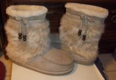 Hot Cakes furry women's boots size 7 1/2 in Alamogordo, New Mexico