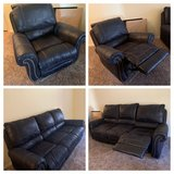 Ashley double reclining couch and rocker recliner in Fort Hood, Texas