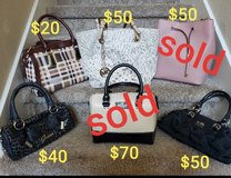 Purses.... in Houston, Texas