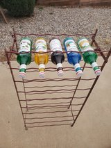 Metal Bottle Rack/Stand in Alamogordo, New Mexico